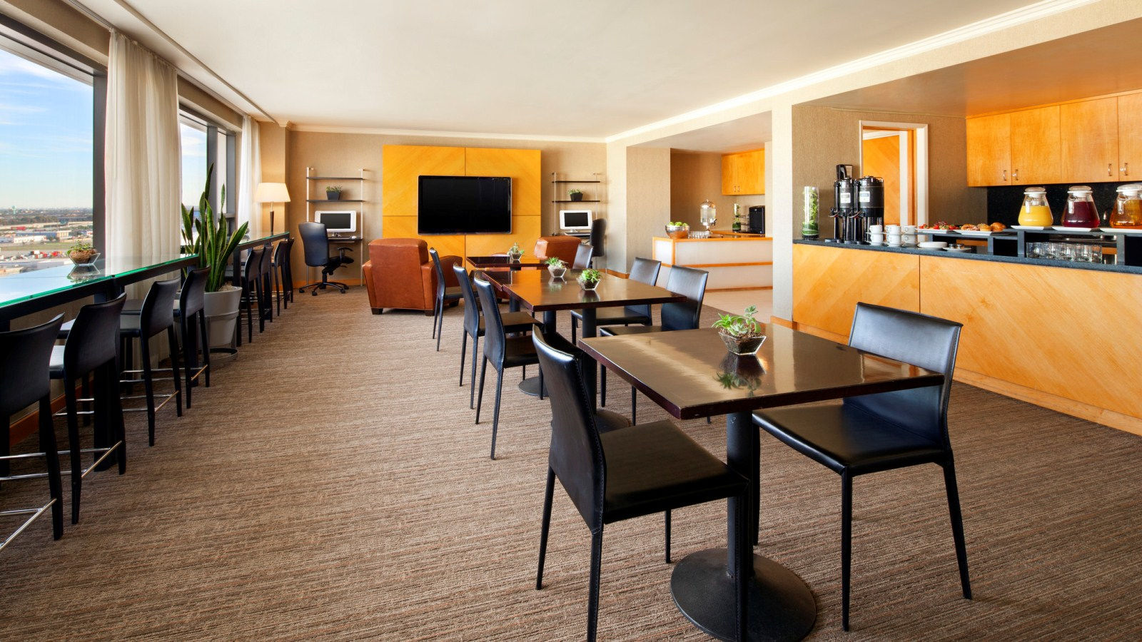 Westin Executive Suite Club Room