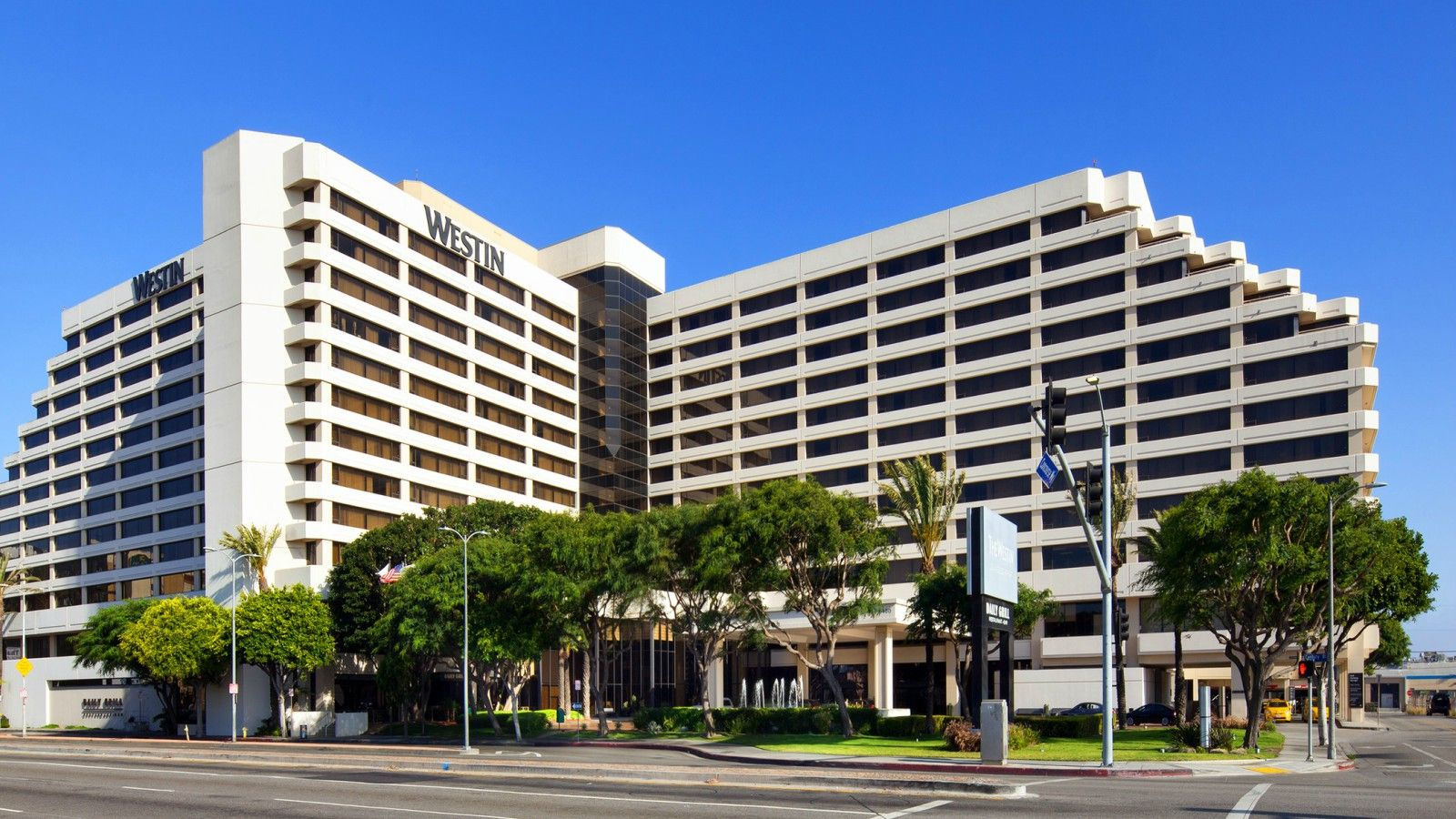 The Westin Los Angeles Airport - Hotel Features